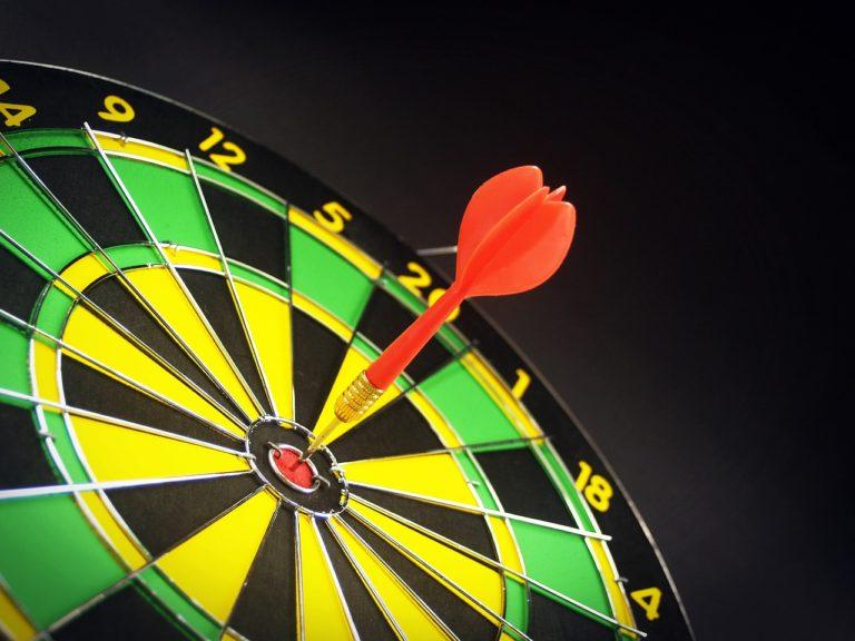 target, goal,
