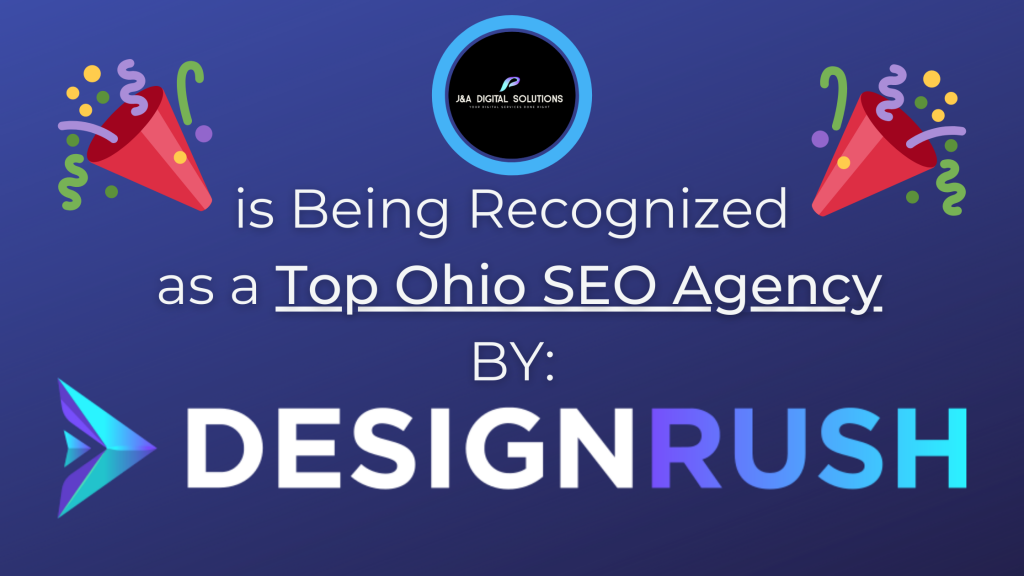 Recognised as an SEO company